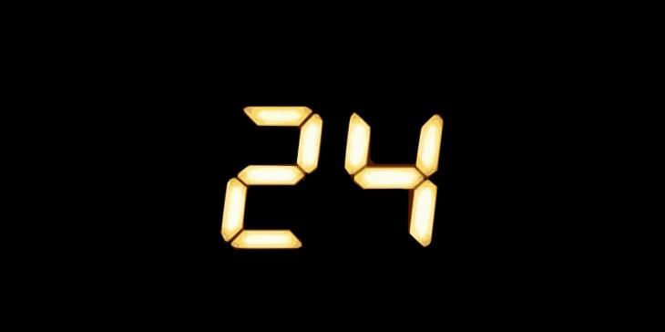 24時間いない